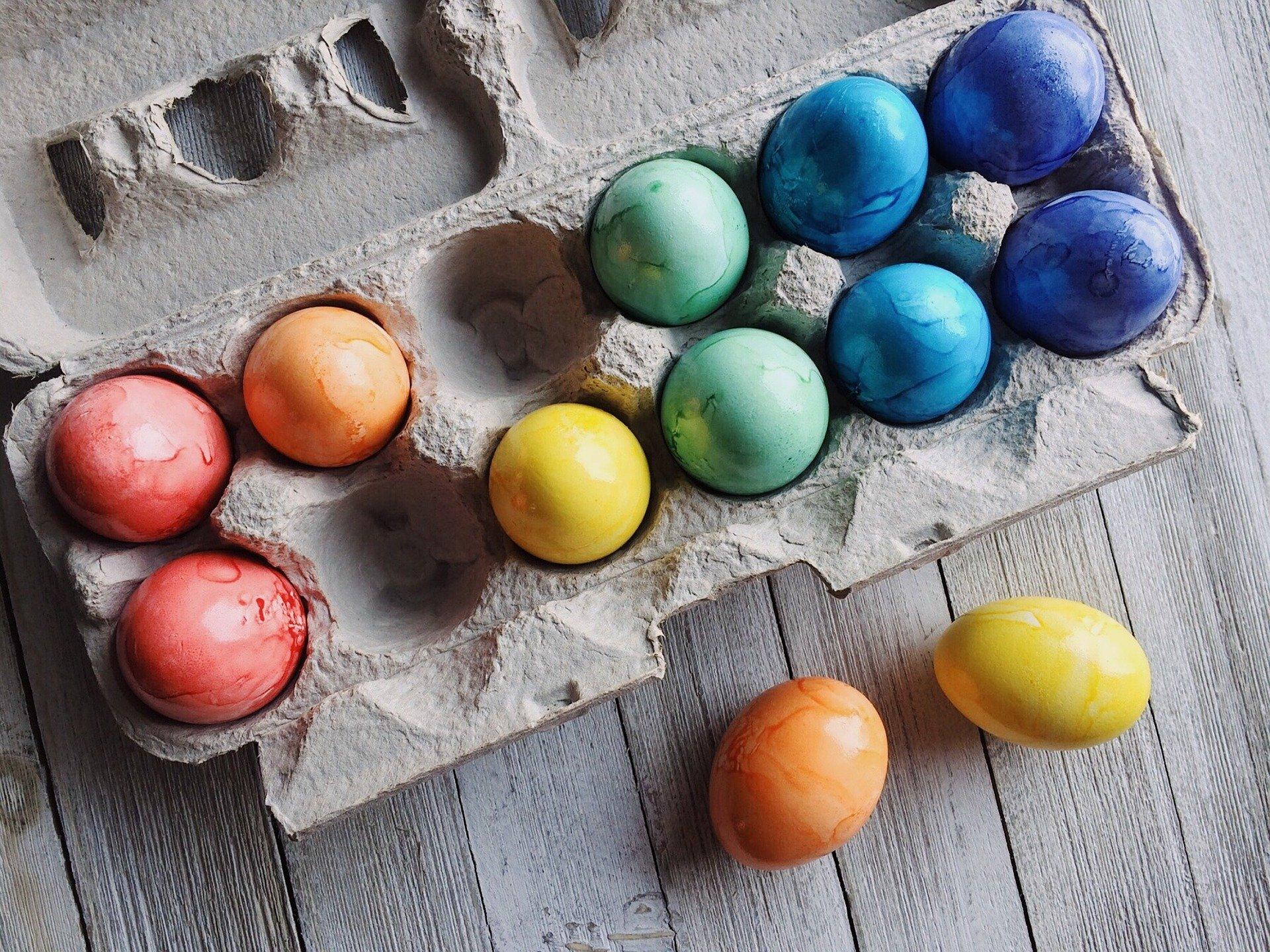 Ostern ist pure Lebenswandlung